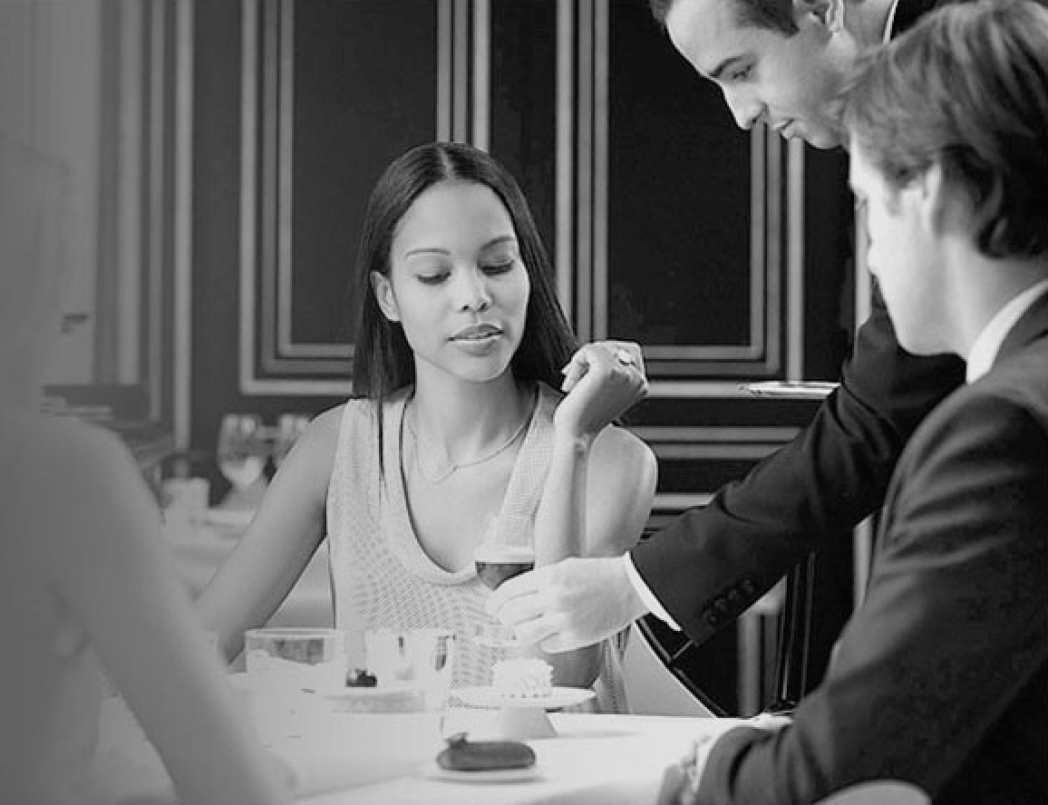 Choose a coffee solution from Nespresso Professional for your Fine Dining Establishment