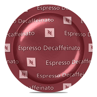 Espresso Decaffeinato - sustainable gourmet coffee - Nespresso Professional