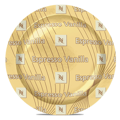 Espresso Vanilla - sustainable gourmet coffee - Nespresso Professional