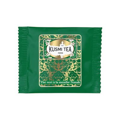 Kusmi Tea Organic Spearmint Green Tea  - Nespresso Professional