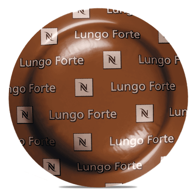 Lungo Forte - sustainable gourmet coffee - Nespresso Professional
