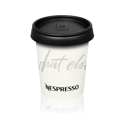 Recyclable Paper Cup Lungo/Cappuccino - Nespresso Professional