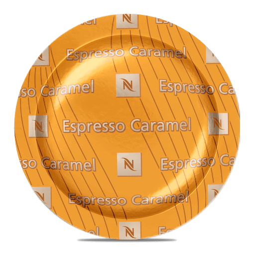 Espresso Caramel - sustainable gourmet coffee - Nespresso Professional