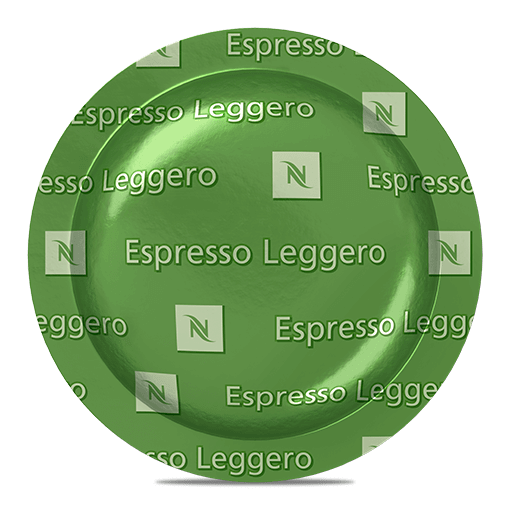 Espresso Leggero - sustainable gourmet coffee - Nespresso Professional