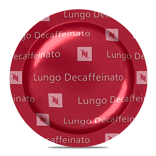 Lungo Decaffeinato - sustainable gourmet coffee - Nespresso Professional