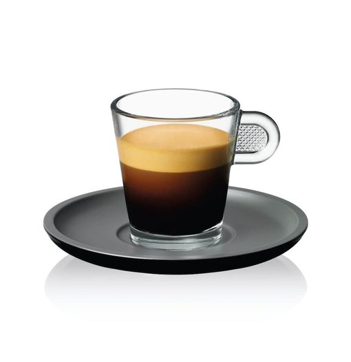 Ristretto Intenso - Glass Cup by Nespresso Professional